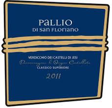 Verdicchio label