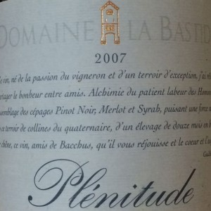 Bastide plenitude label