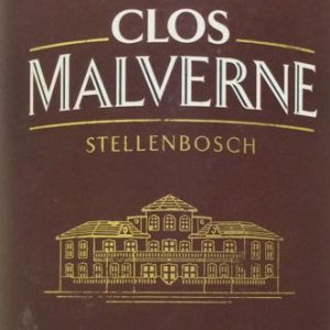 Clos Malverne label