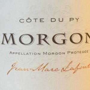 Lafont Morgon label