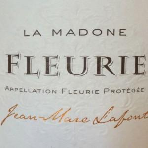 Lafont fleurie label
