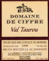 Moulin de Ciffre val taurou label