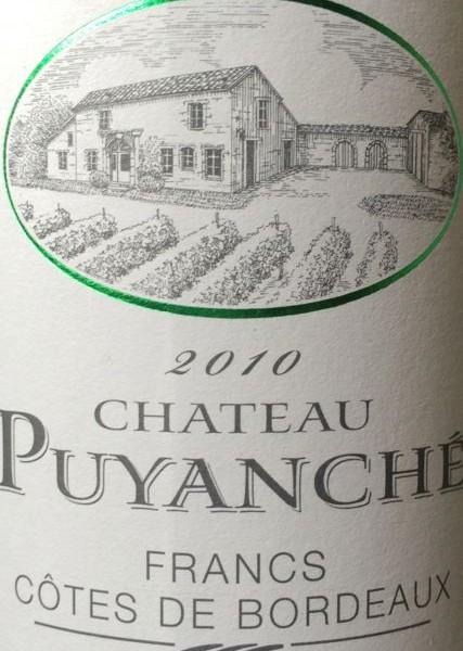 Puyanche label 3