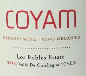 Coyam label 4