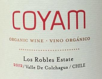 Coyam label 4