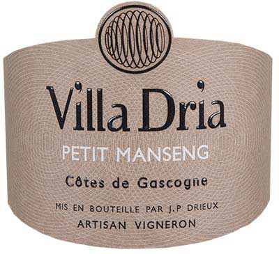 Villa-Dria-Petit-Manseng